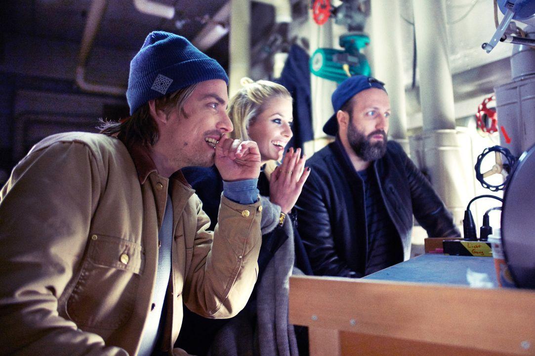 """Mitfiebern, mitleiden, mitlachen. In """"Die besten TV-Streiche by ProSieben"""" feuert ProSieben einen verrückten TV-Streich nach dem anderen ab: (v.l.n.... - Bildquelle: ProSieben"""