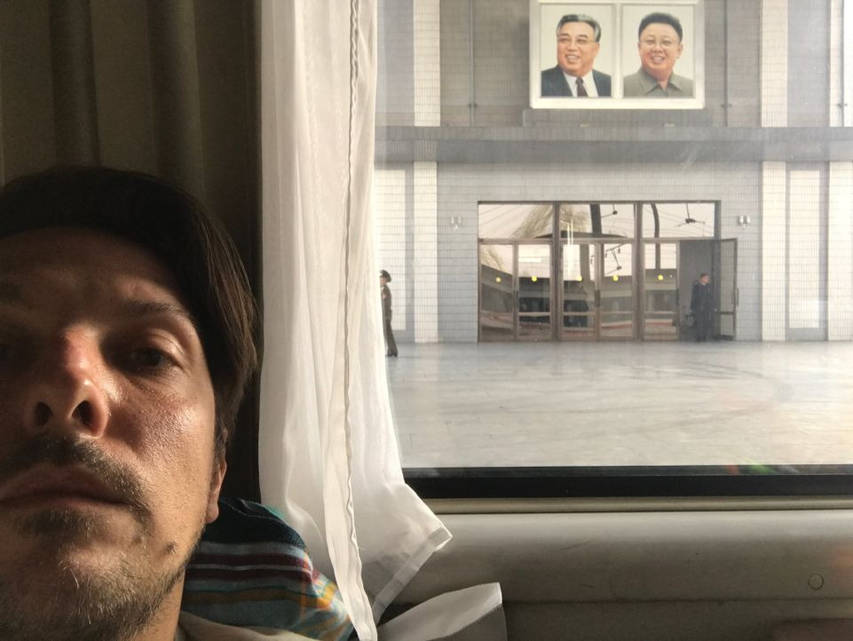 Urlaub beim Diktator: Thilo in Nordkorea