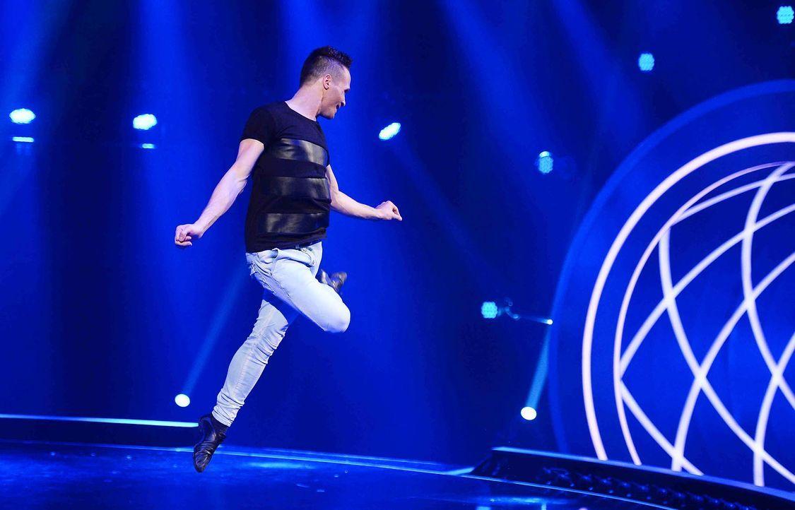 Got-To-Dance-Emil-Kusmirek-01-SAT1-ProSieben-Willi-Weber - Bildquelle: SAT.1/ProSieben/Willi Weber