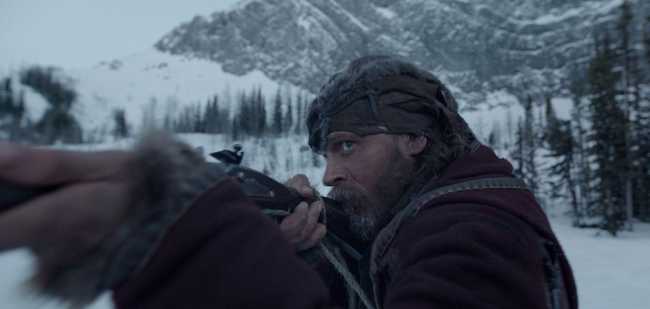 Der ehemalige Soldat John Fitzgerald (Tom Hardy) trifft eine egoistische und skrupellose Entscheidung, die er schon bald bereuen wird ... - Bildquelle: 2015 Twentieth Century Fox Film Corporation.  All rights reserved.