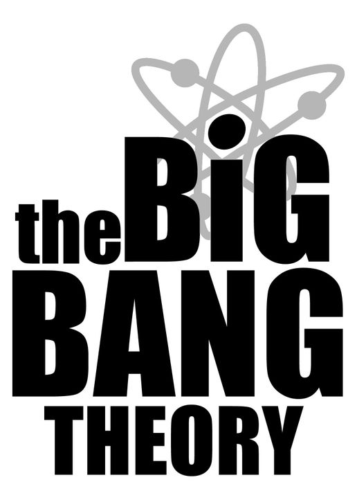 The Big Bang Theory - Logo - Bildquelle: Warner Bros. Television