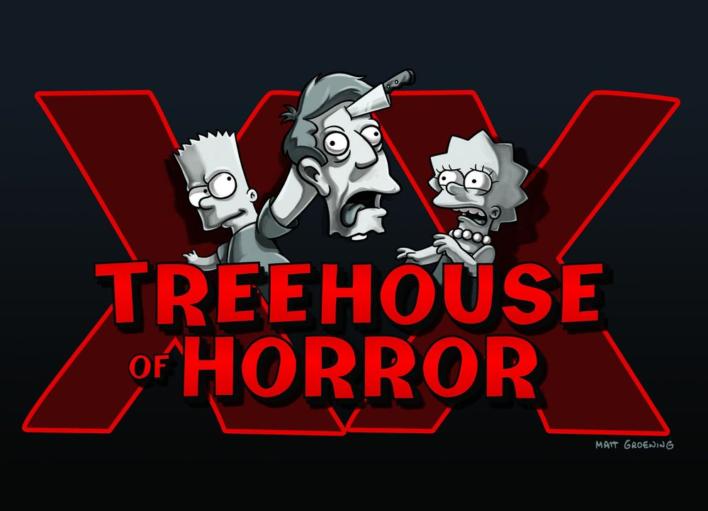 Treehouse of Horror XX ... - Bildquelle: und TM Twentieth Century Fox Film Corporation - Alle Rechte vorbehalten