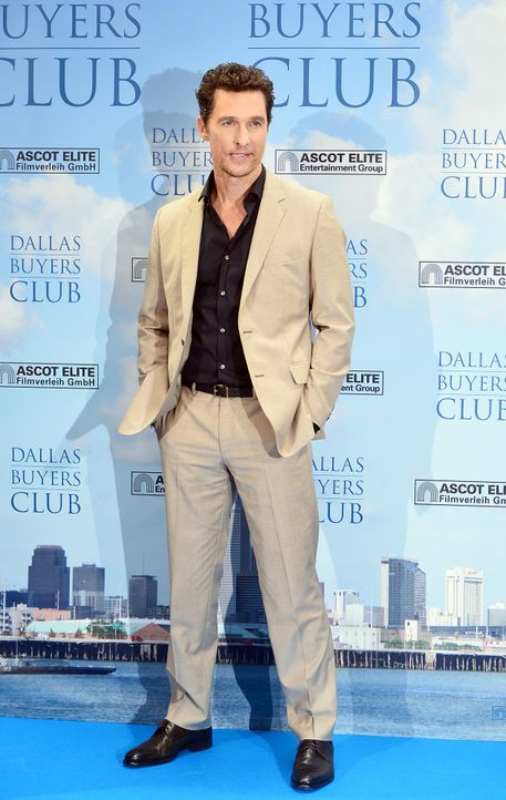 Matthew-McConaughey-Dallas-Buyers-Club-Photocall-140131-4-dpa - Bildquelle: dpa