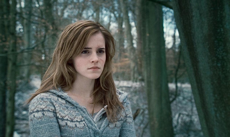 Um ihre Eltern zu schützen, muss Hermine (Emma Watson) eine schwere Entscheidung treffen und stellt sich zusammen mit ihren Freunden den Gefahren in... - Bildquelle: 2010 Warner Bros.