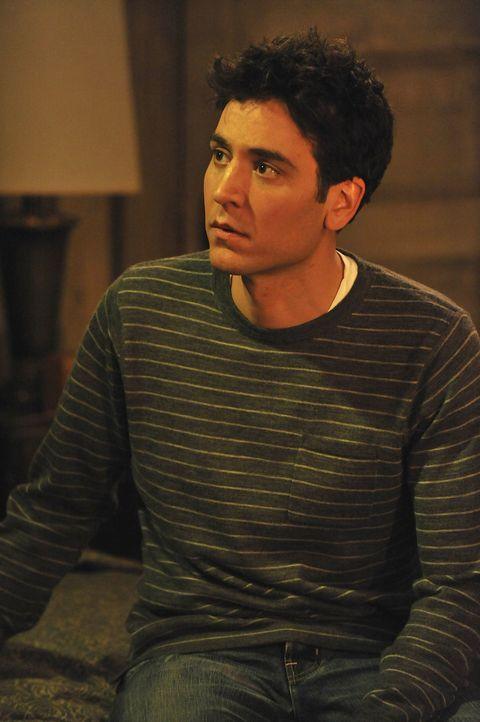 Plant ein romantisches Wochenende mit Zoey: Ted (Josh Radnor) ... - Bildquelle: 20th Century Fox International Television
