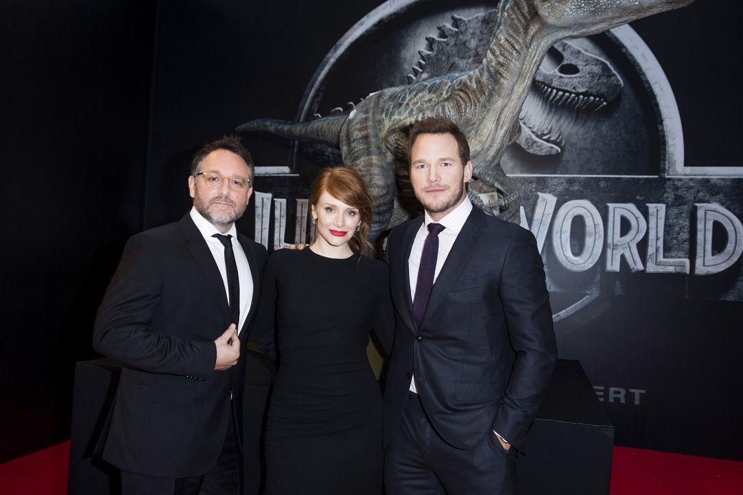 Jurassic-World-Premiere-15-05-29-4-Universal-Pictures - Bildquelle: Universal Pictures