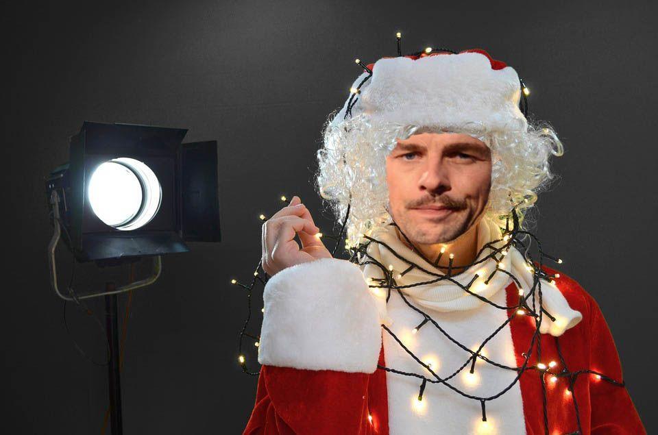 Klaas Weihnachtsmann