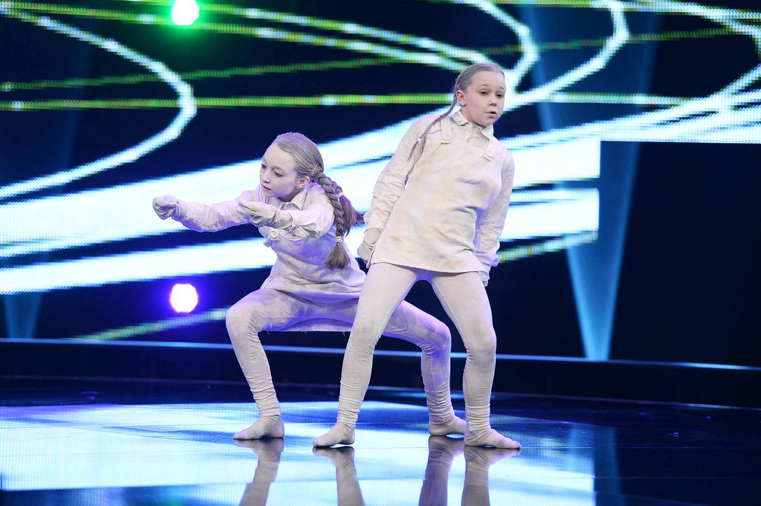 Got-To-Dance-Zoe-Desteney-05-SAT1-ProSieben-Willi-Weber - Bildquelle: SAT.1/ProSieben/Willi Weber