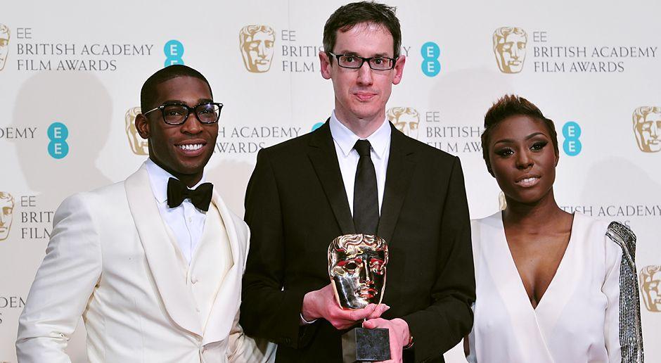BAFTA-Steven-Price-Laura-Mvula-Tinie-Tempah-14-02-16-AFP - Bildquelle: AFP