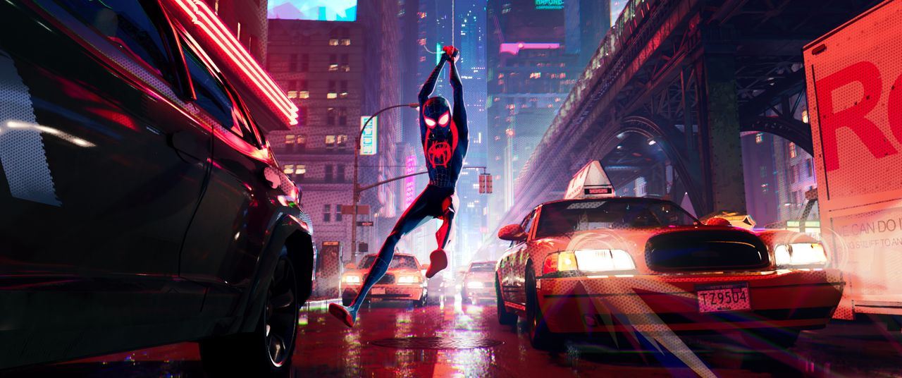 Spider-Man - Bildquelle: 2018 Sony Pictures Animation Inc. All Rights Reserved. | MARVEL and all related character names: © & TM 2021 MARVEL.