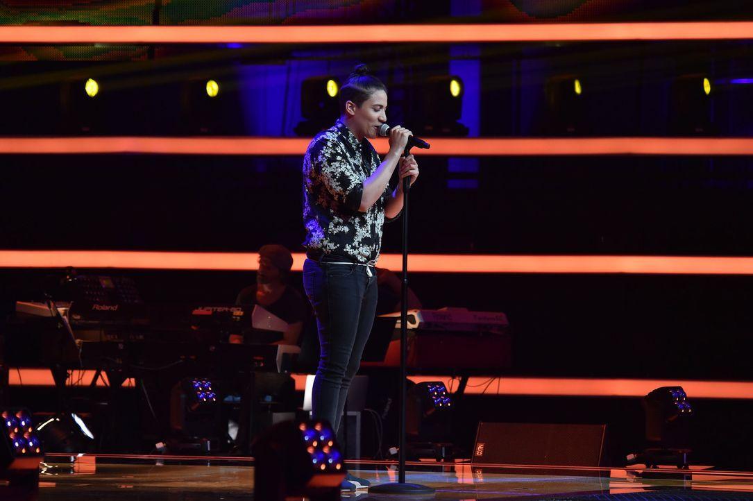 TVOG2018_1389883_MelissaMuamba - Bildquelle: ProSieben / SAT.1 / André Kowalski