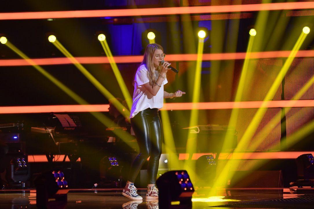 TVOG2018_1389329_JeanieCelinaSchultheiß - Bildquelle: ProSieben / SAT.1 / André Kowalski