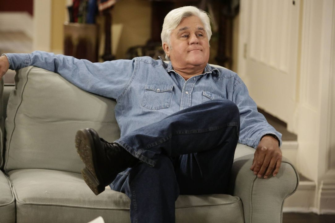 Joe (Jay Leno) - Bildquelle: 2016-2017 American Broadcasting Companies. All rights reserved.