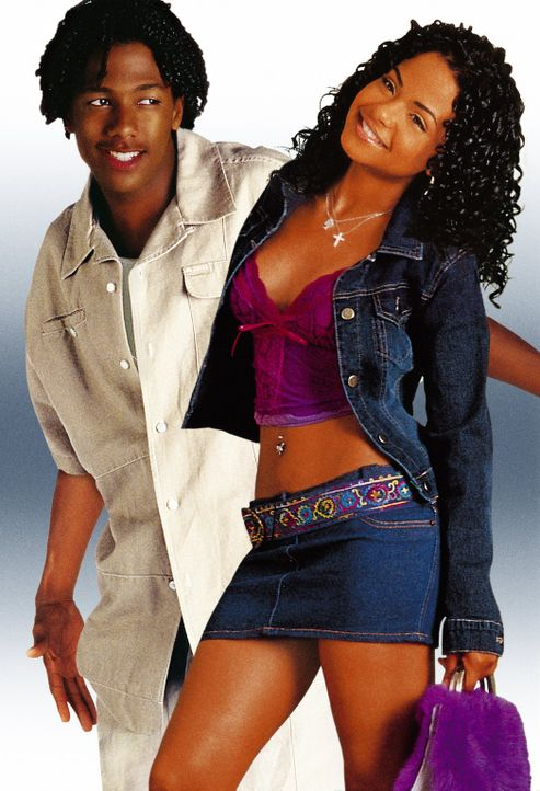 Alvin Johnson (Nick Cannon, l.) geht in die Abschlussklasse der Highschool - ein kluger und sympathischer Außenseiter. Er hätte gerne eine Freundi... - Bildquelle: 2002   Warner Brothers