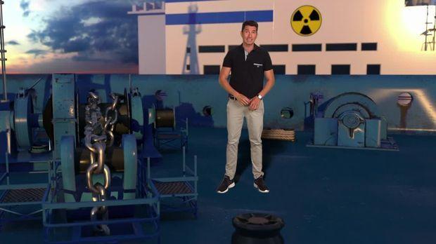 Galileo - Galileo - Dienstag: Das Erste Schwimmende Atomkraftwerk