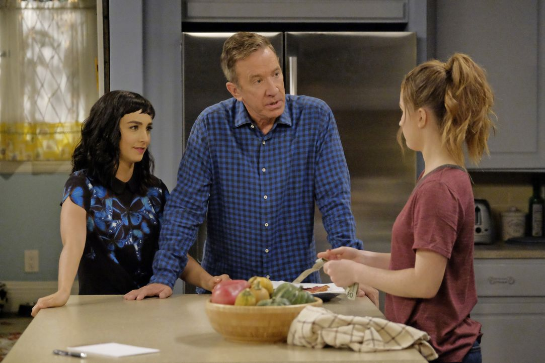 (v.l.n.r.) Mandy (Molly Ephraim); Mike (Tim Allen); Eve (Kaitlyn Dever) - Bildquelle: 2016-2017 American Broadcasting Companies. All rights reserved.