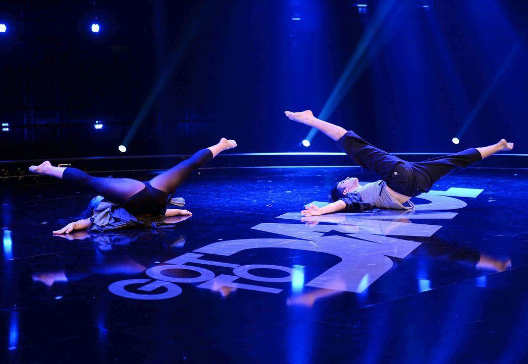 Got-To-Dance-Sandra-und-Paul-02-SAT1-ProSieben-Willi-Weber - Bildquelle: SAT.1/ProSieben/Willi Weber