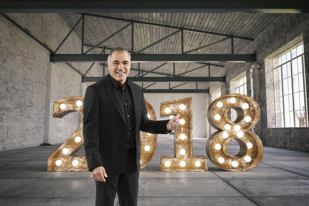 Galileo Big Pictures: Die Bilder des Jahres 2018 mit Aiman Abdallah - Bildquelle: Marc Rehbeck ProSieben / Marc Rehbeck