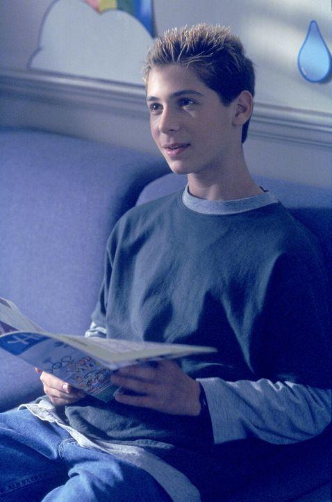 Wenn Reese (Justin Berfield) die Schultherapeutin besucht, muss er nicht zum Unterricht gehen ... - Bildquelle: TM +   2000 Twentieth Century Fox Film Corporation. All Rights Reserved.
