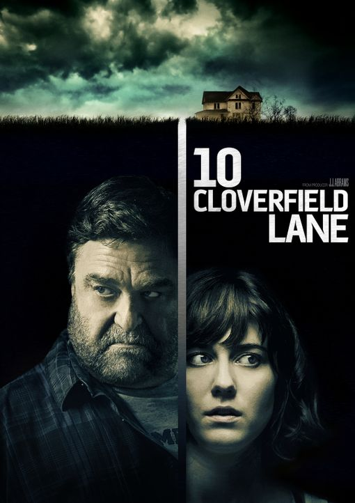 10 Cloverfield Lane - Artwork - Bildquelle: 2016 Paramount Pictures.  All Rights Reserved.