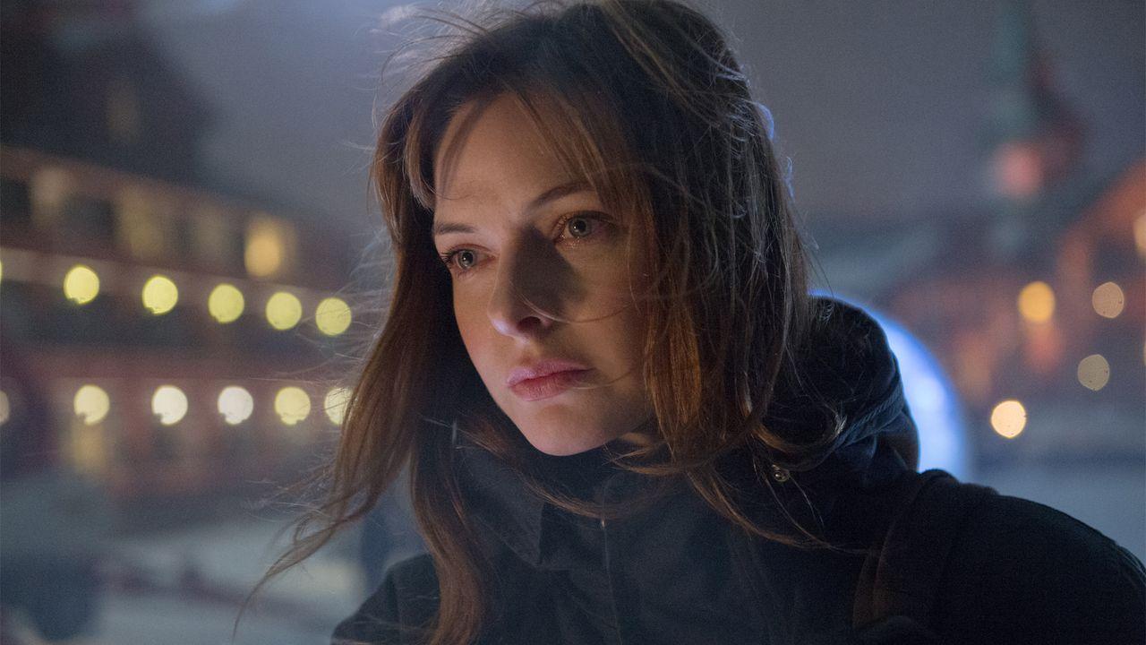Katrine Bratt (Rebecca Ferguson) - Bildquelle: Jack English 2017 Universal Pictures. All Rights Reserved. / Jack English