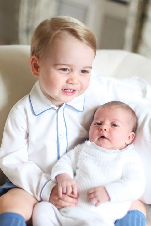 Prinz-George-Prinzessin-Charlotte-Mai-2015-03-HRH-The-Duchess-of-Cambridge2015 - Bildquelle: HRH The Duchess of Cambridge 2015