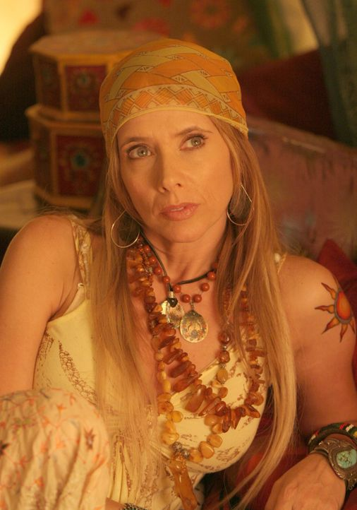 "Auf dem legendären ""Burning Man""-Festival lernt Malcom Anita (Rosanna Arquette) kennen und verliebt sich in sie ... - Bildquelle: TM +   2000 Twentieth Century Fox Film Corporation. All Rights Reserved."