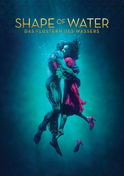 Shape of Water - Das Flüstern des Wassers - Artwork - Bildquelle: 2017 Twentieth Century Fox Film Corporation.  All rights reserved.