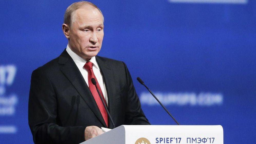 - Bildquelle: Mikhail Metzel/POOL TASS/AP/dp