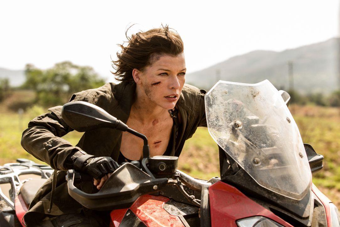 Alice (Milla Jovovich) - Bildquelle: 2016 Constantin Film Verleih GmbH