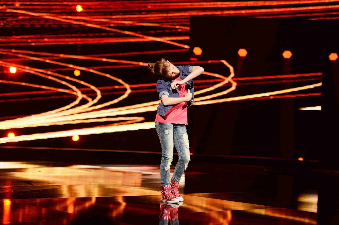 Got-To-Dance-Amelie-Weijers-03-SAT1-ProSieben-Willi-Weber - Bildquelle: SAT.1/ProSieben/Willi Weber