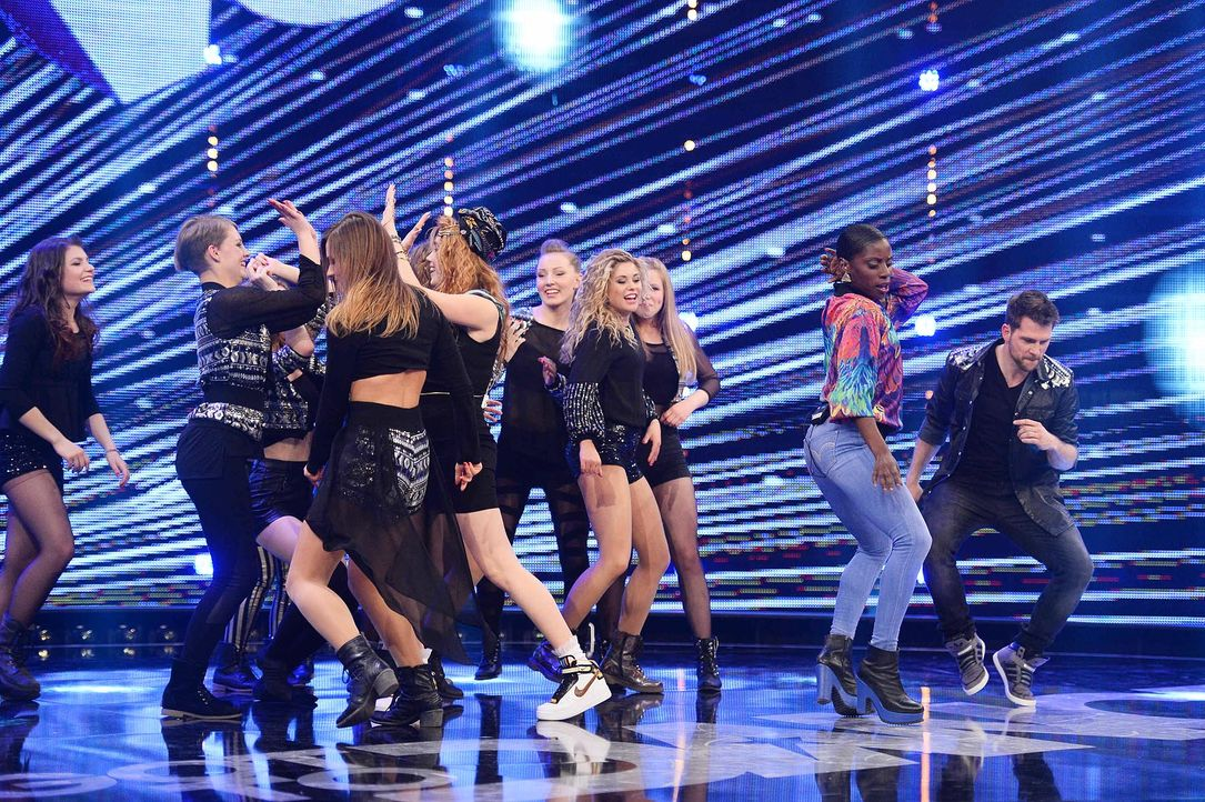 Got-To-Dance-Diced13-16-SAT1-ProSieben-Willi-Weber - Bildquelle: SAT.1/ProSieben/Willi Weber