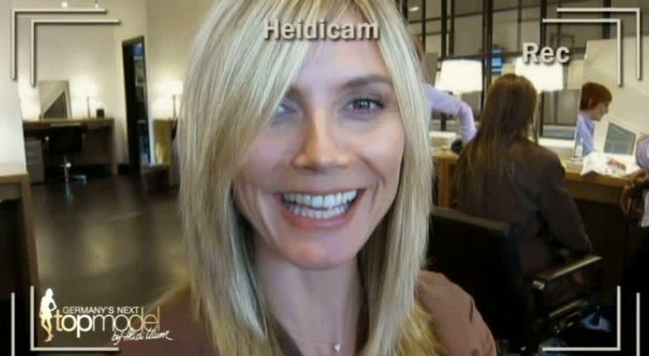 Heidicam Neue Frisur Fur Heidi