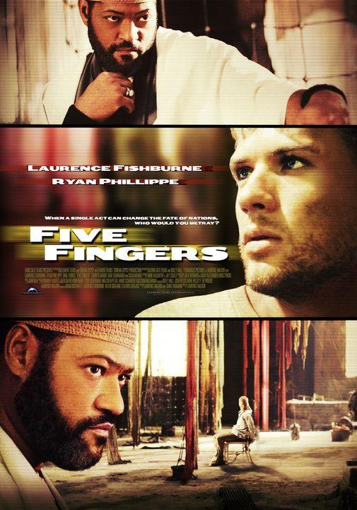 Five Fingers - Plakatmotiv - Ein junger Holländer reist nach Marokko, um zu helfen, ein Hilfsprogramm für hungernde Kinder aufzubauen. Doch gleich n... - Bildquelle: Lions Gate Films