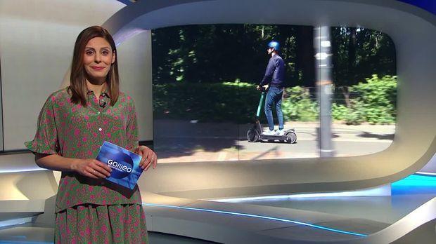 Galileo - Galileo - Samstag: German Dream: Elektroroller-könig