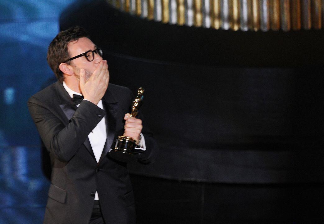 michel-hazanavicius-best-director-12-02-26-afpjpg 1950 x 1350 - Bildquelle: AFP