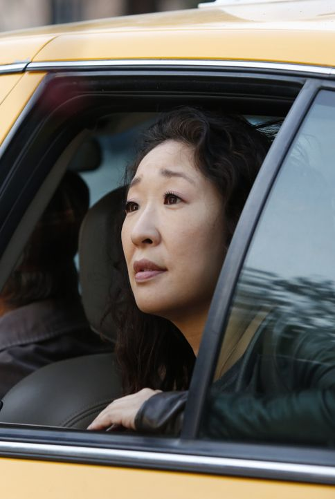 Fällt der Abschied von Seattle schwer: Cristina (Sandra Oh) ... - Bildquelle: Kelsey McNeal 2014 American Broadcasting Companies, Inc. All rights reserved.