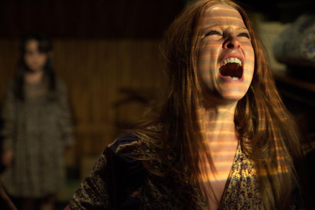 Kathy Lutz (Melissa George) dachte Jodie, die Freundin ihrer Tochter wäre derer Fantasie entsprungen und muss jetzt geschockt feststellen, dass sie... - Bildquelle: Metro-Goldwyn-Mayer Studios Inc. All Rights Reserved.