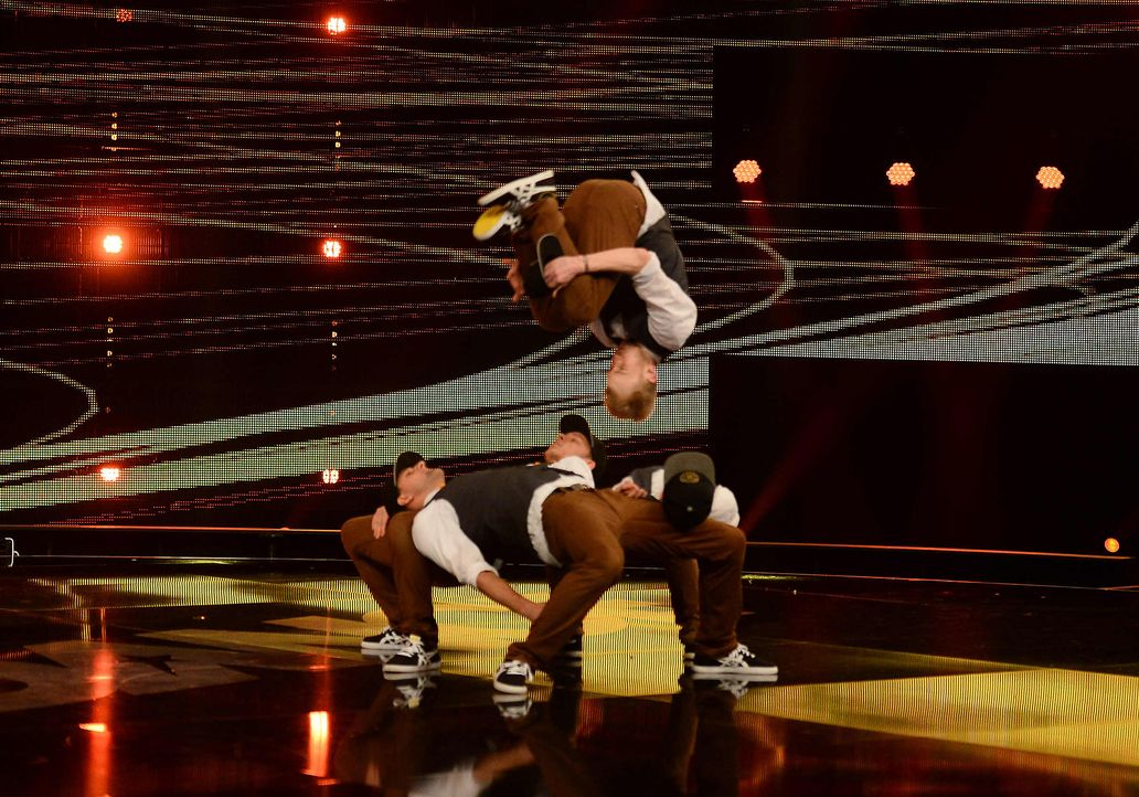 Got-To-Dance-Fothamockaz-04-SAT1-ProSieben-Willi-Weber - Bildquelle: SAT.1/ProSieben/Willi Weber