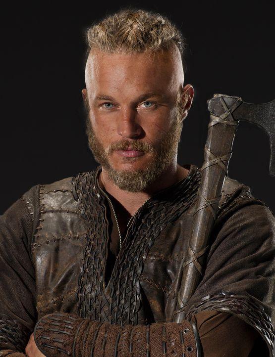 Vikings-Darsteller-Ragnar - Bildquelle: MGM