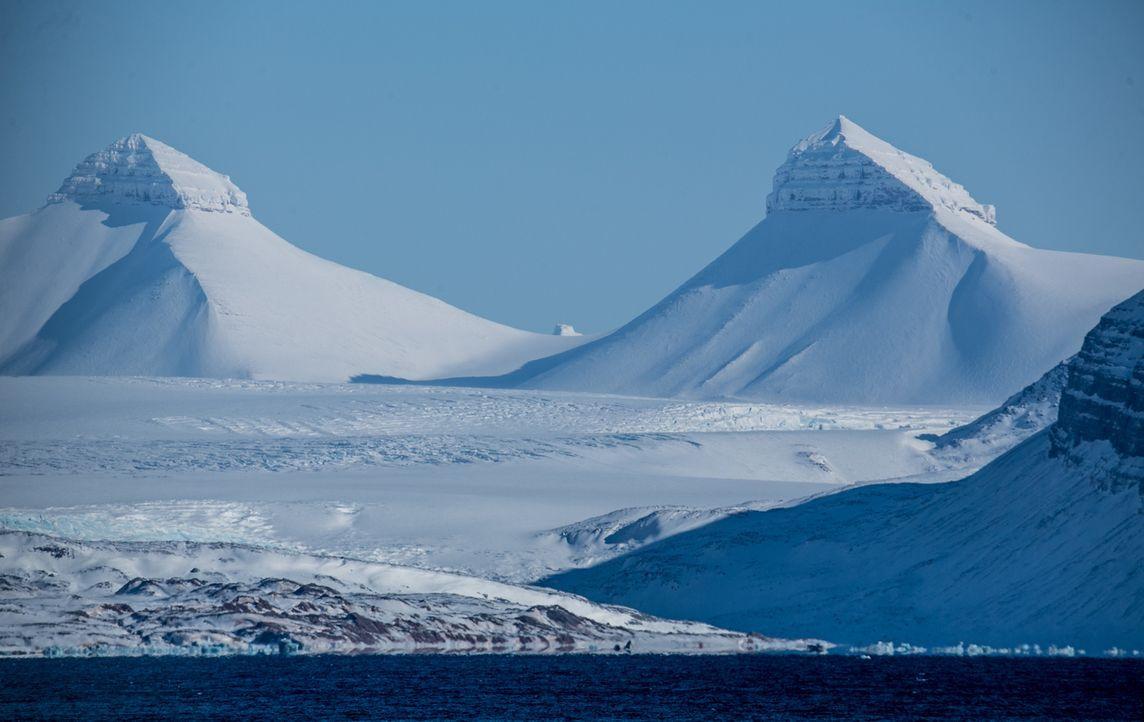 Tauende Gletscher weltweit, schwindende Trinkwasserreserven im Himalaya und schrumpfender Lebensraum in der Arktis: Weltweit schmelzen die Eisvorkom... - Bildquelle: ProSieben
