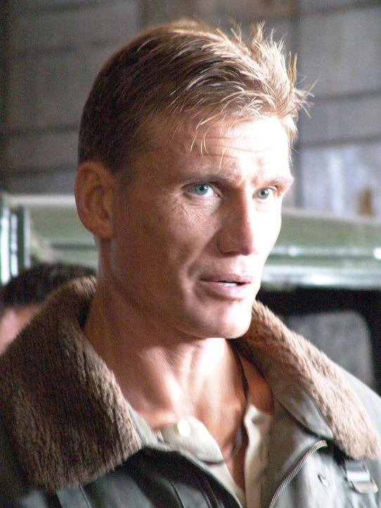 Auf Rachefeldzug: Nick (Dolph Lundgren) ... - Bildquelle: Nu Image Films