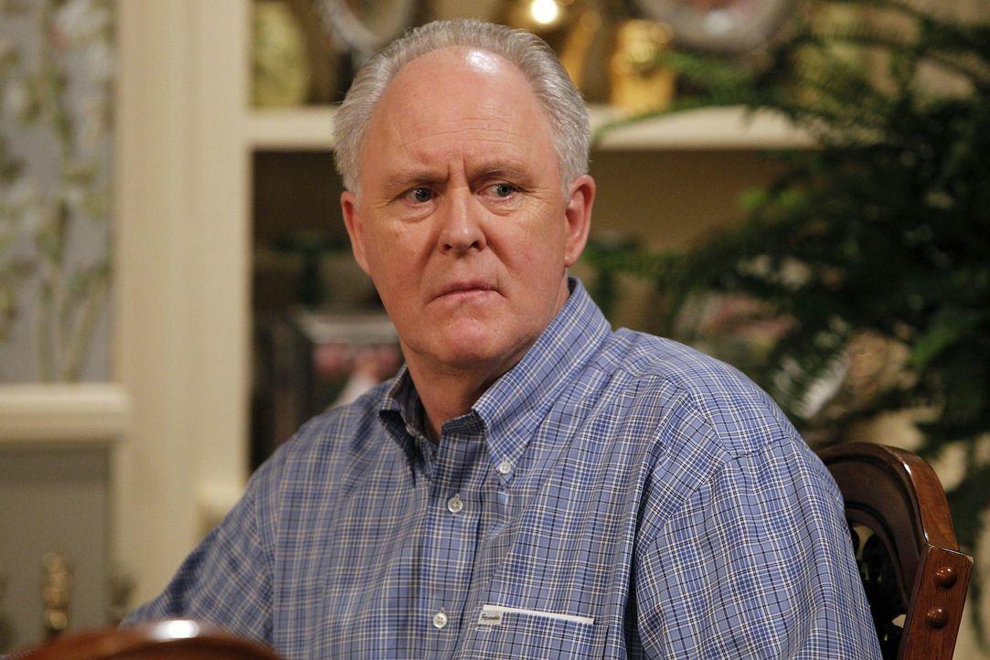 Endlich lernt Barney seinen Vater Jerry (John Lithgow) kennen. Doch wie wird das Aufeinandertreffen ausgehen? - Bildquelle: 20th Century Fox International Television