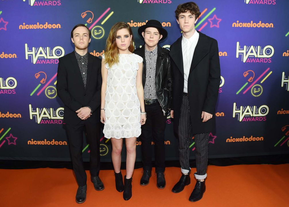 Echosmith-getty-AFP - Bildquelle: getty/AFP