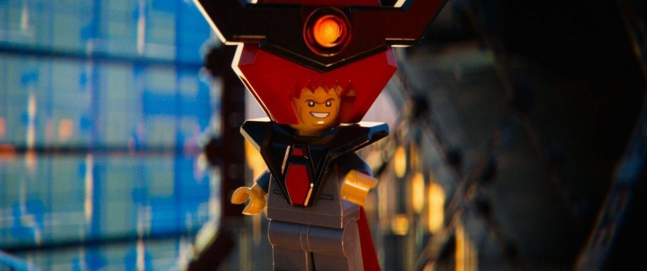 President Business alias Lord Business träumt von der perfekten Ordnung und will deshalb mit einer Superwaffe alle LEGO-Steine verkleben ... - Bildquelle: 2014 Warner Brothers