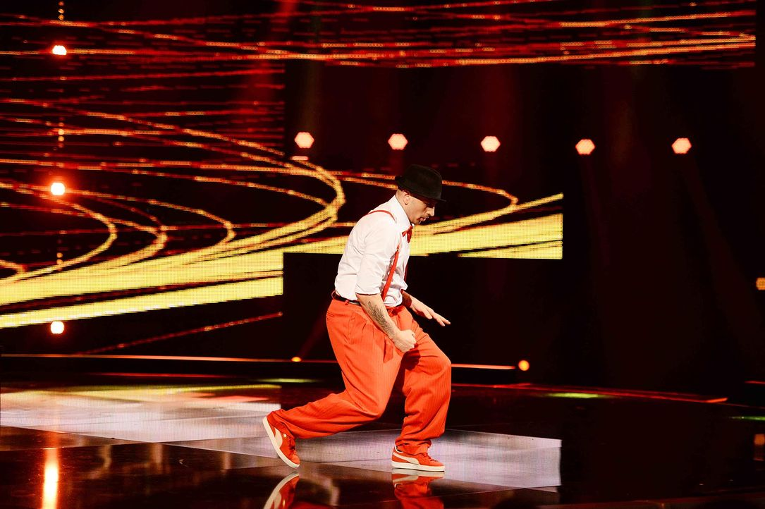 Got-To-Dance-Fresh-NC-04-SAT1-ProSieben-Willi-Weber - Bildquelle: SAT.1/ProSieben/Willi Weber