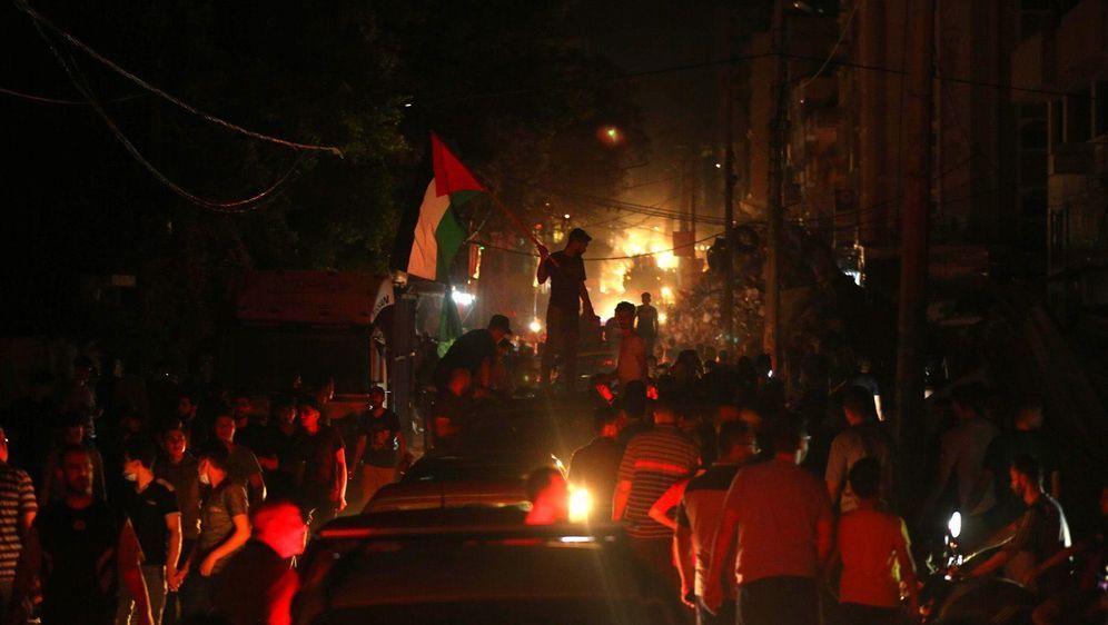 - Bildquelle: Ashraf Amra/APA Images via ZUMA Wire/dpa