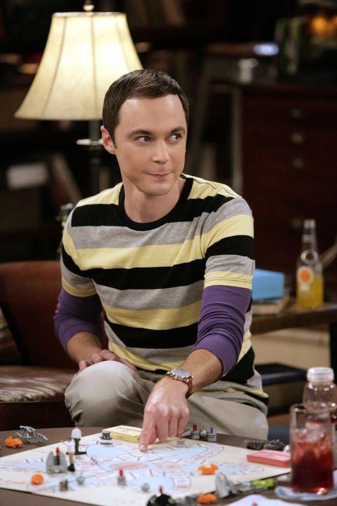 Sheldon Cooper (Jim Parsons) - Bildquelle: Sonja Flemming 2009 CBS Broadcasting Inc. All Rights Reserved / Sonja Flemming