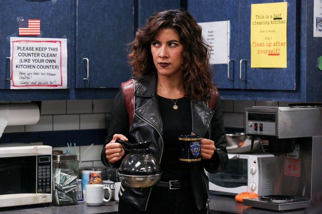 Rosa Diaz (Stephanie Beatriz) - Bildquelle: Vivian Zink 2019 UNIVERSAL TELEVISION LLC. All rights reserved. / Vivian Zink