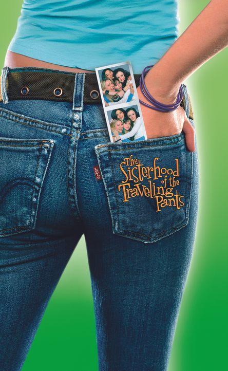 Eine für 4 ... - Bildquelle: Warner Bros.